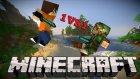 Minecraft | 1vs1 |1| AMELİYAT OLDUM  2 GÜN VİDEO GELEMEYECEK ! w/başar