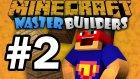 Minecraft: DISCO DISCO PARTIZANI!  - Master Builders #2 | Türkçe