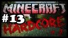 Minecraft: HARDCORE #13 - Elmas Bulduk | Türkçe