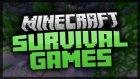Minecraft: Hunger Games - Birinci Oldum! W/ Oyun Portal & Spastikgamers