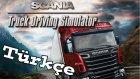 Scania Truck Driving Simulator - Tehlikeli Yollar | Türkçe