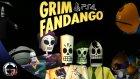 Efsaneler Değişmez ! Grim Fandango Remastered Ps4 [ilk Bakış] / Eastergamerstv