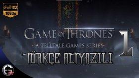 Game Of Thrones Türkçe Altyazılı Sezon 1 Bölüm 1 #1 : Buzdan Demir / Eastergamerstv