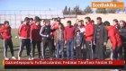 Gaziantepsporlu Futbolculardan, Fedakar Taraftara Yardım Eli