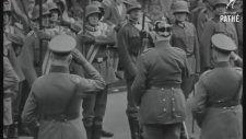 Paul von Hindenburg'un Alman Ordusunu Teftişi (1932)