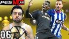 PES 2016 My Club | Adanali Messi | 6.Bölüm | Türkçe oynanış | Ps4