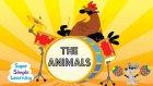 The Animals On The Farm | Çiftlik Hayvanları Şarkısı