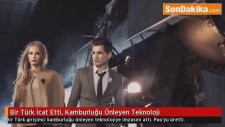Bir Türk İcadı Kamburluğu Önleyen Teknoloji