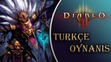 Diablo 3   Türkçe Oynanış   Bölüm 1   RÜSTEM ABİNİN GÜCÜ!