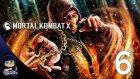 Mortal Kombat X Türkçe -  Bölüm 6 - [PS4]