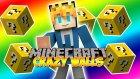Oynayın Çılgın Duvarlar! (Minecraft : Crazy Walls #2)