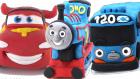 Sevimli Otobüs Tayo Şimşek Mekkuin ve Thomas Play Doh Oyun Hamuru ile Yapımı