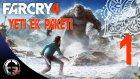 Yetı Aşkına !!! Far Cry 4 Valley Of Yetis Bölüm 1