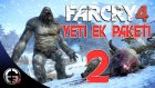 Yetı'den Kaçış !!! Far Cry 4 Valley Of Yetis Bölüm 2