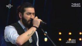 Ali Dağaşan - Ağladıkça (O Ses Türkiye Çapraz Düellolar) 30 Ocak Cumartesi