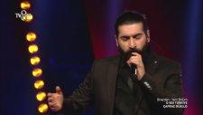 Ali Dağaşan - Kum Gibi (O Ses Türkiye Çapraz Düello) 30 Ocak Cumartesi 2016