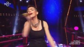 Eda Acar - İsyan (O Ses Türkiye Çapraz Düello 30 Ocak 2016)