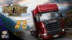 Efkarlı Yollar .. Euro Truck Simulator 2 Multiplayer