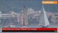 Ergo-Mıyc Kış Trofesi Yelkenli Yat Yarışları