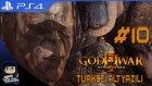 God Of War 3 Remastered Ps4 Türkçe Altyazılı Bölüm 10 : Yüce Kronos [+18]  !!!