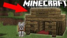 Minecraft: Köpek Kulübesi Nasıl Yapılır?