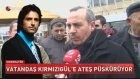 Vatandaştan Kırmızgül'e Sert Eleştiriler