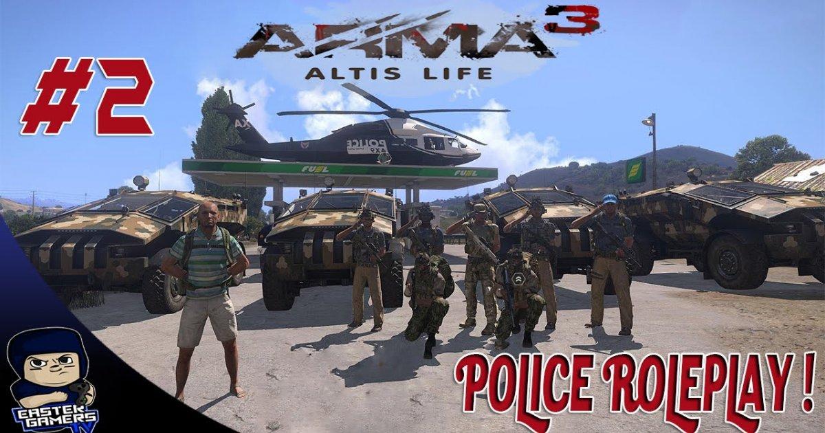 Arma 3 altis life как играть на пиратке по сети - e