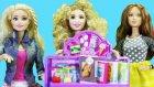Barbie ve Kızı Ceren Alışverişte - Barbie izle - EvcilikTV