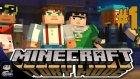 BİR KAHRAMAN YETİŞİYOR ! | Minecraft Story Mode Türkçe Bölüm 1 ( w/Oyunportal )