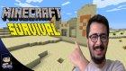 Çölün Gizemli Sarayı | Minecraft Türkçe Survival Multiplayer (W/oyunportal)