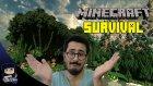 Çorak Ormanlar   Minecraft Türkçe Survival Multiplayer (w/Oyunportal)
