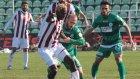 Giresunspor 2-2 Elazığspor (Maç Özeti) 31 Ocak Pazar