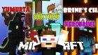 GODZİLLA GİBİ SAVAŞIYORUM! - Minecraft Yumurta & Herobrine & Gökyüzü SAVAŞLARI!