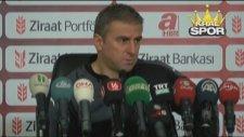 Hamza Hamzaoğlu: Bazı Oyuncular Provokatif Davrandı