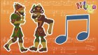 Niloya | Karagöz ile Hacivat Şarkısı | Çizgi Film