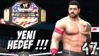 WWE 2K16 Kariyer Türkçe | Yeni Hedefimiz USA Kemeri | 47.Bölüm | Ps4