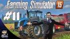 Yeni İşler Yeni Alanlar  !!! Farming Simulator 2015 Türkçe Multiplayer (W/oyunportal)