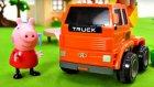 Eğlenceli Çocuk Filmi - Peppa Pig Bahçesine Ağaçlar Dikiyor - Ona Yardım Edelim  / Mutlu Cocuk