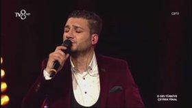 Ercan Tok - Deli Gibi Sevdim (O Ses Türkiye Çeyrek Finaller) 31 Ocak Pazar 2016