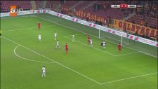 Galatasaray 3 -  1 Gaziantepspor   Ziraat Türkiye Kupası Maç Özeti 31 Ocak Pazar