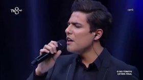 Onur Baytan - Bülbül Kasidesi (O Ses Türkiye Çeyrek Final) 31 Ocak Pazar