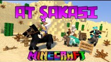 Minecraft - Lord Of Minecraft   AT ŞAKASI : Bölüm 7