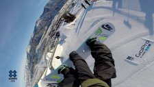 Sage Kotsenburg and Jamie Anderson - X Games Aspen Slopestyle Course Preview / GoPro