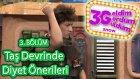 3G Show (Geldim Gördüm Güldüm Show) 3. Bölüm - Taş Devrinde Diyet Önerileri