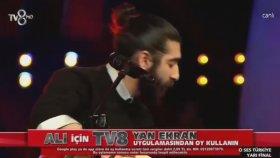 Ali Dağaşan - Yiğidim Aslanım (O Ses Türkiye Yarı Final 01 Şubat 2016)