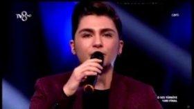 Aziz Kiraz - Araftayım (O Ses Türkiye Yarı Final) 1 Şubat Pazertesi 2016