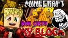 İçinden Bok Çıktı! - Türkçe Minecraft : Lanetli Şans Blok Savaşı!