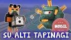 Lord Of Minecraft: Su Altı Tapınağı - Mobil Özel