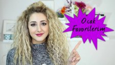 Ocak  Ayı Favorilerim | 2016 / Makyaj Ve Güzellik