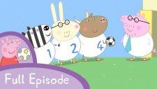 Peppa Pig: Washing (Football Episode!) Peppa Pig: Çamaşır (Futbol Bölüm!)
